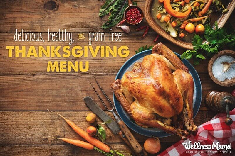 photograph about Newks Printable Menu known as How towards Software a Healthier Thanksgiving Menu (Recipes + Printable